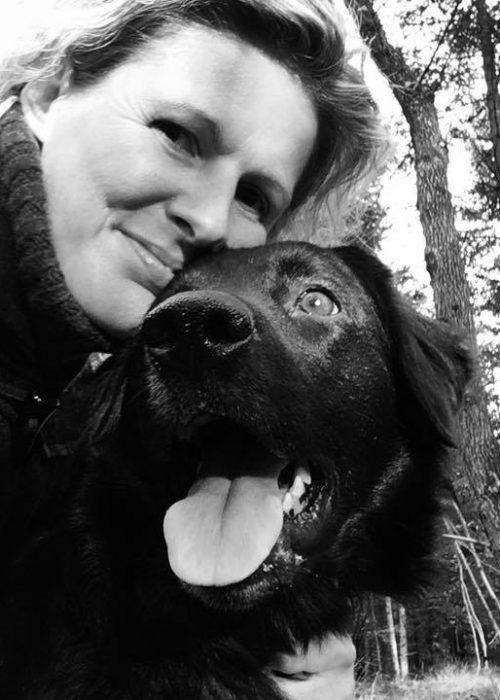Berit Højgaard- Spirituel vejleder for mennesker og dyr